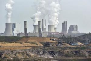 Contaminación climática.