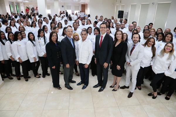 INFOTEP, junto a NESTLÉ, certifica a más de 300 nuevos emprendedores