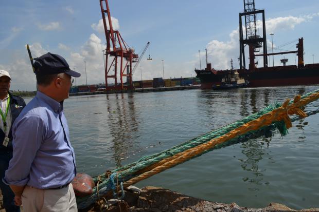 Medio Ambiente informa de corrección de falla en Haina y dice establecerá sanción