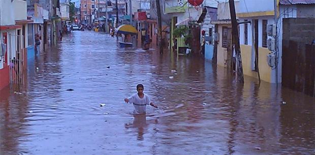 El COE aumenta a 19 las provincias en alerta por lluvias
