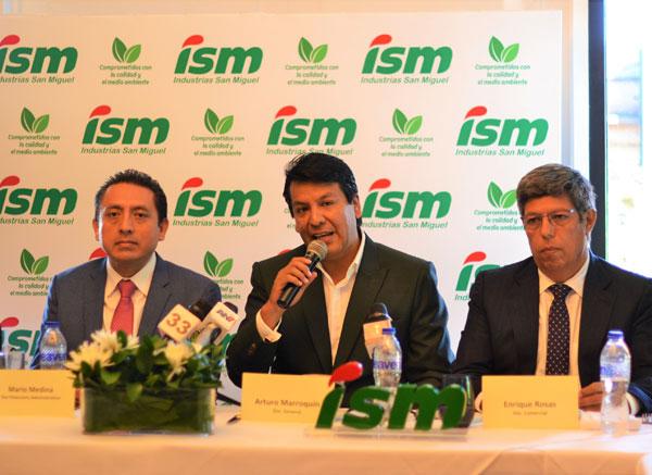ISM anuncia inversión milmillonaria en la frontera