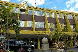 Junta Central Electoral, JCE.