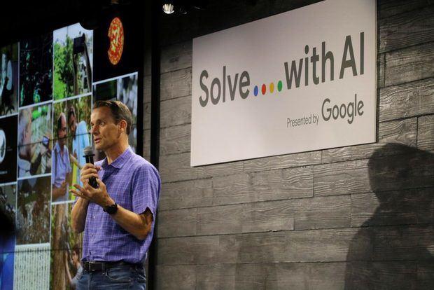 Google apuesta a la inteligencia artificial para resolver retos globales