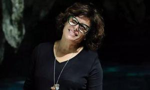 La reconocida diseñadora de modas Jenny Polanco.