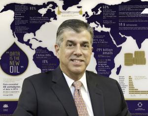 Jesús Cortina, especialista de GM Security Technologies
