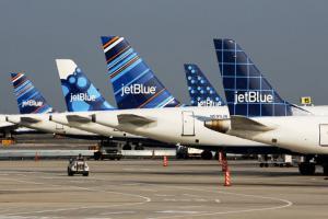 JetBlue Airways programa un vuelo temporal en la ruta San Juan (Puerto Rico)–Santo Domingo (RD)