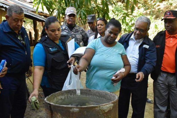 Más de 100 instituciones participan en jornada contra el dengue