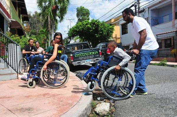 Inclusión de personas discapacitadas