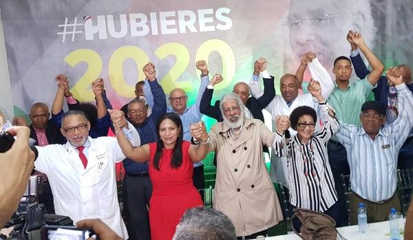 Hubieres lanza sus aspiraciones a la Presidencia dentro del Frente Amplio