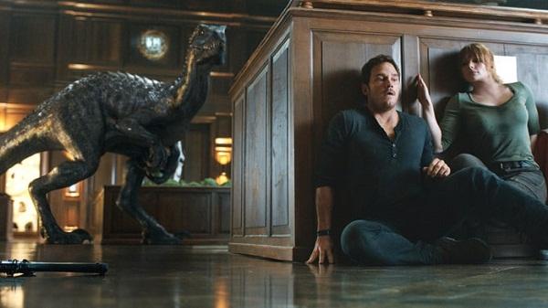 """Caribbean Cinemas presentó en premier exclusiva """"Jurassic World: el reino caido"""""""