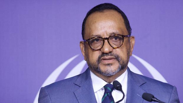 Consultor jurídico del Poder Ejecutivo, Antoliano Peralta Romero.