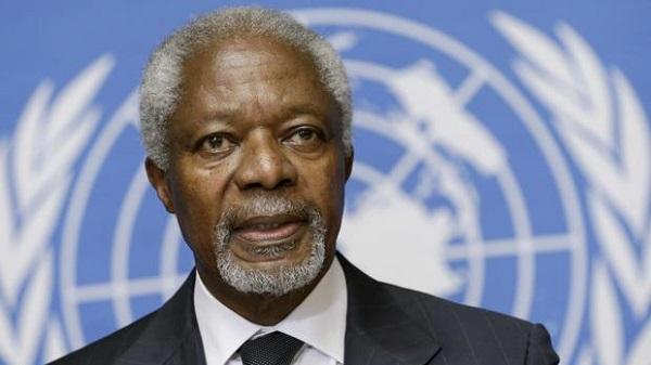 El mundo rinde tributo a Kofi Annan por su