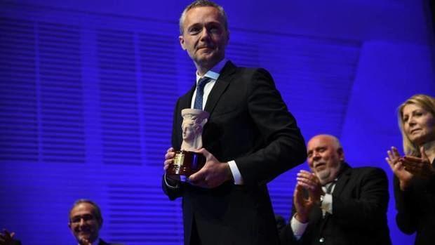 """El español Joaquín Camps gana el Premio Azorín con """"La silueta del olvido"""""""