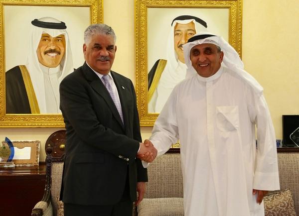 Fondo Kuwaití ofrece cooperación y financiación a la RD