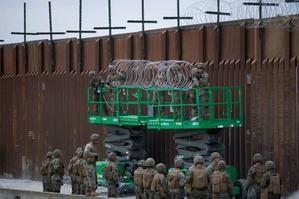 La Cámara de Representantes y el Pentágono, en guerra por el muro con México