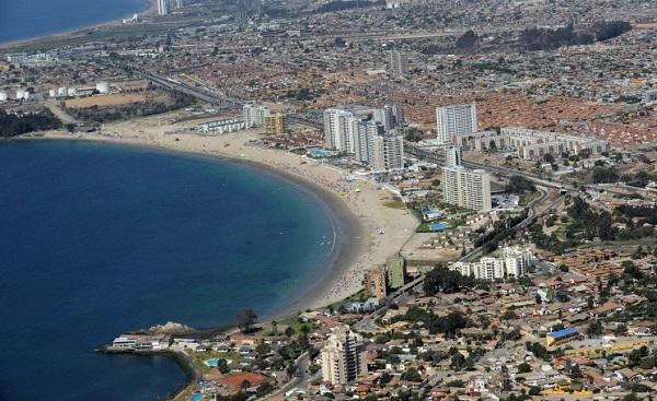 Un sismo de magnitud 5,2 sacude la costa central de Chile