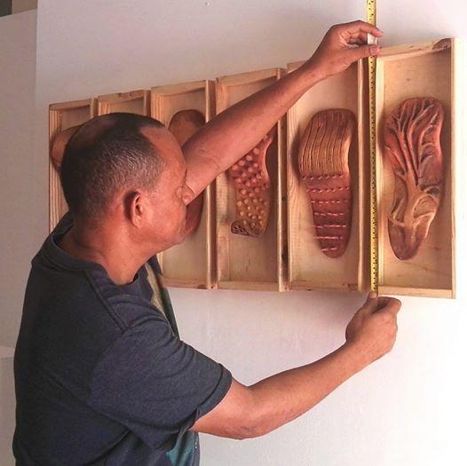 Paulino y su Tiempo Nublado: la cerámica como arte impecable