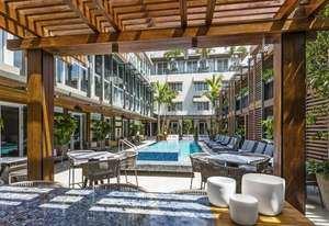 La propiedad tiene la distinción de estar entre los 300 edificios de Miami Beach.