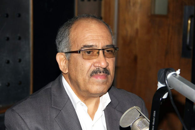 Director del Instituto Agrario Dominicana, IAD, Leonardo Faña.