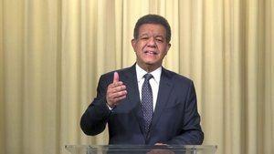 Candidato presidencial Leonel Fernández afirmó este lunes que las elecciones son 'secundarias' en relación a la 'salud' de los dominicanos.