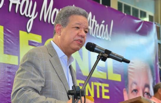 Suriel dice Leonel aspirará a la Presidencia por una coalición de 18 partidos.