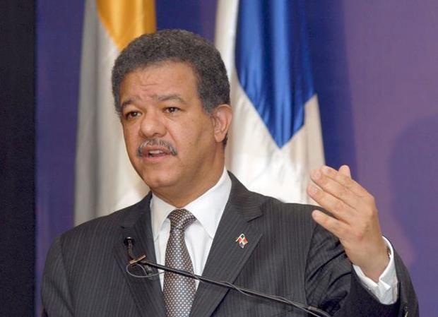 Leonel Fernández dice no habrá voto automatizado sin consenso de los partidos