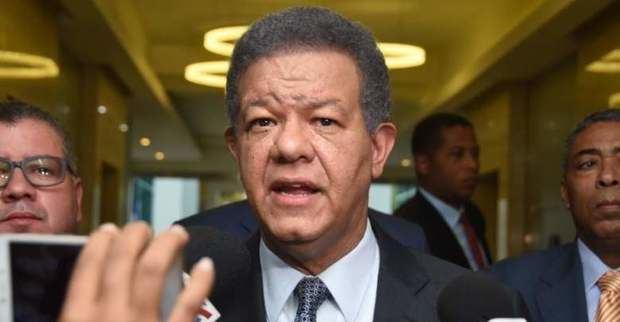 Leonel dice que la Fuerza del Pueblo dará