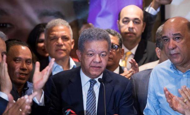 Leonel Fernández reitera que ganó primarias dominicanas y pedirá auditoría.