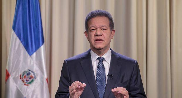 Expresidente Leonel Fernández.