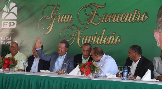 """Fernández afirma panorama electoral cambiará """"radicalmente"""" en enero próximo"""