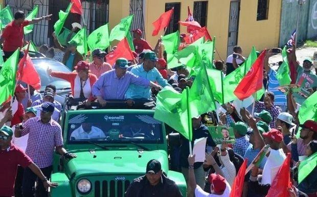 Fernández afirma que la Fuerza del Pueblo es el único partido en ascenso