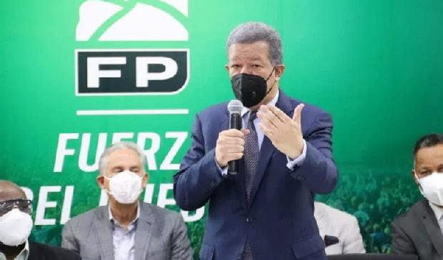 Leonel Fernández recurrirá decisión de la JCE sobre la Fuerza del Pueblo