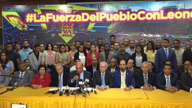 Leonelistas creen no es momento de volver a plantear reforma constitucional