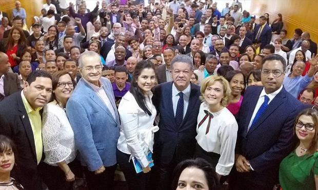 Sector del Partido de la Liberación Dominicana (PLD) afín al expresidente Leonel Fernández rechazó este martes reforma constitucional.