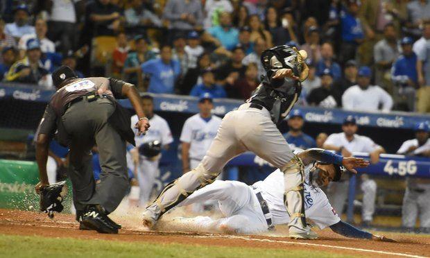 Leones ganan sexto al hilo y siguen invictos en béisbol dominicano.