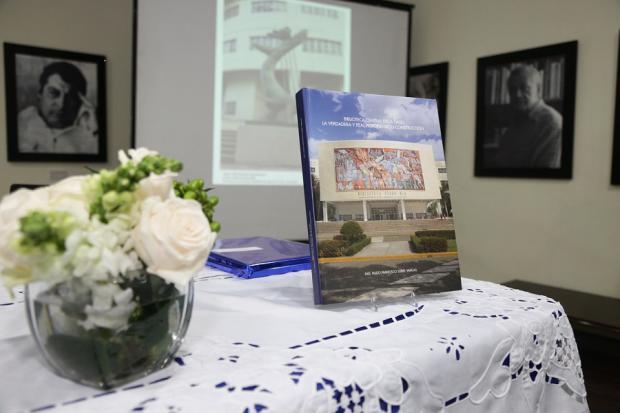 Publican obra sobre construcción Biblioteca UASD
