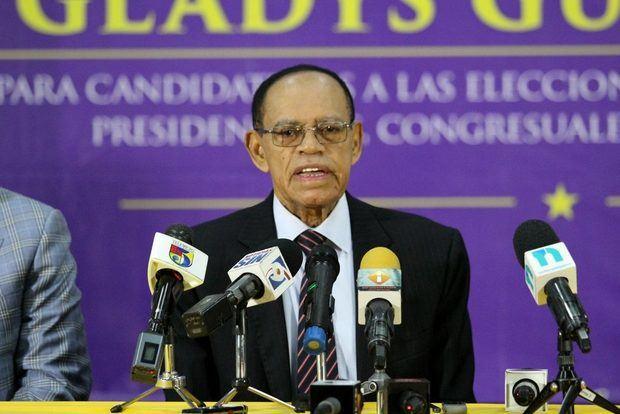 Cadet: El PLD aún no tiene precandidatos, sino aspirantes a la Presidencia