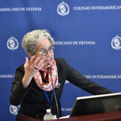 Lilian Bobea ofrecerá conferencia en la Academia de Ciencias
