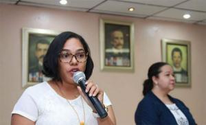 Linabel González, Oficina Provincial para el Desarrollo de la Mujer