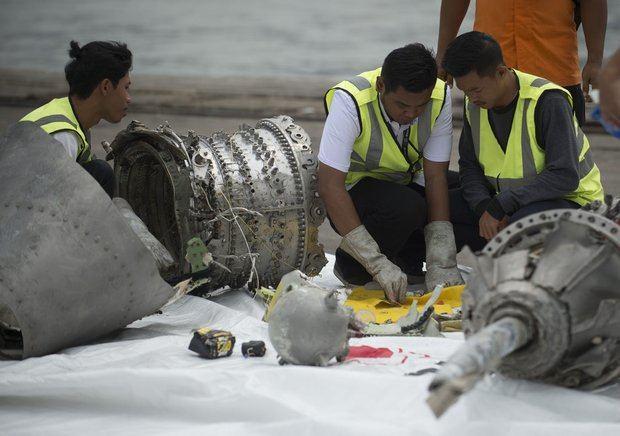 Indonesia culpa a diseño y certificación de Boeing del accidente de Lion Air