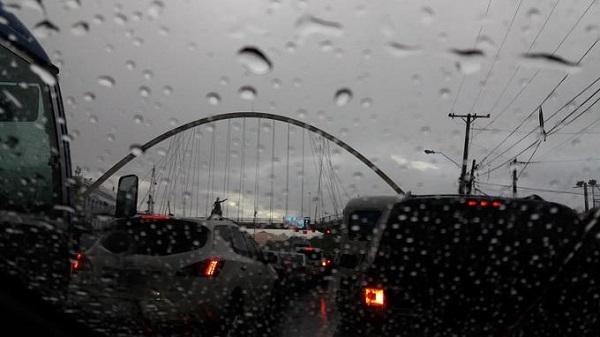Vaguada provocará aislados aguaceros con tormentas eléctricas
