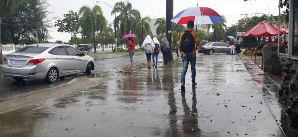 Se mantienen las alertas meteorológicas por presencia de vaguada