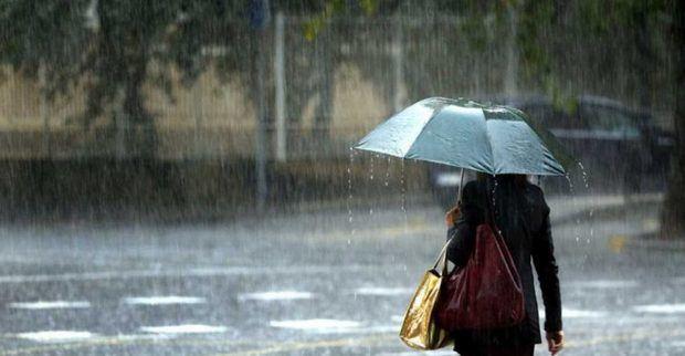 Vientos moderados del este provocan aguaceros ocasionales en diferentes provincias