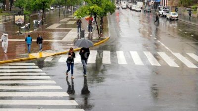 Pronostican lluvias para la tarde de este miércoles