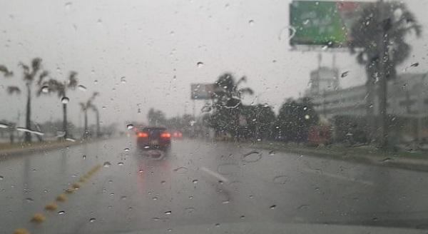 Vaguada provocará nublados con aguaceros y tronadas hacia el interior del país