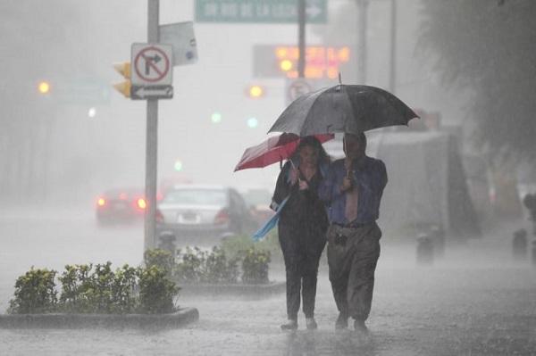 Nueve provincias en alerta verde por incremento de lluvias