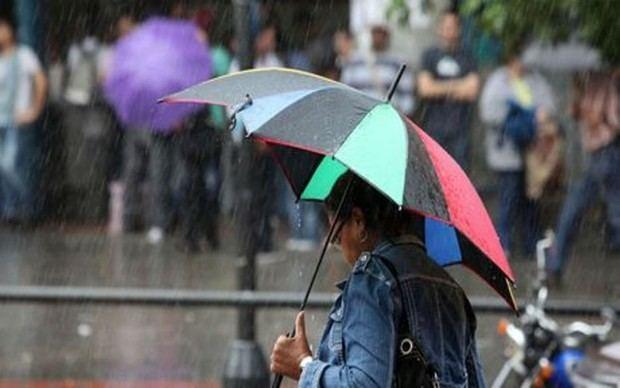 Lluvias débiles en la tarde…temperaturas agradables.