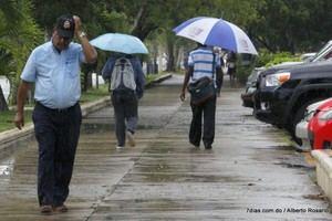 Clima en Santo Domingo.