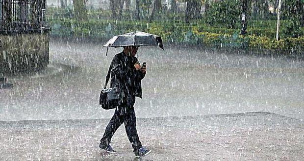 Siguen los aguaceros con tormentas eléctricas sobre varias provincias por vaguada