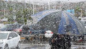 Lluvias dispersas hacia algunas provincias del país. El oleaje comienza a mejorar.